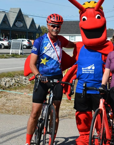 Gran Fondo Baie Sainte-Marie is a MUST DO event for any cyclist.